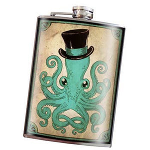 Milo & Trixie - Drink in Style Flasks