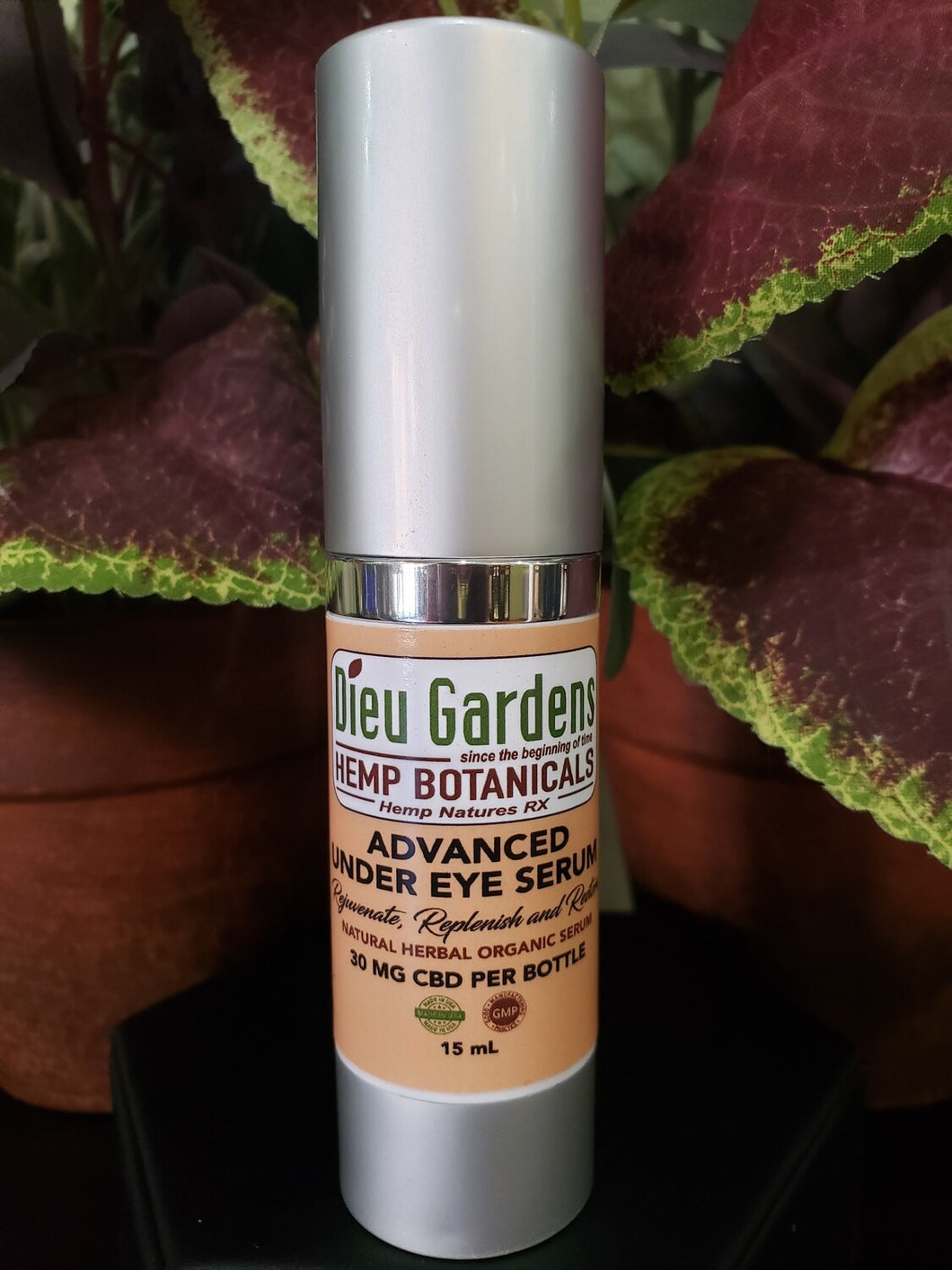 30mg 15mL Eye Serum