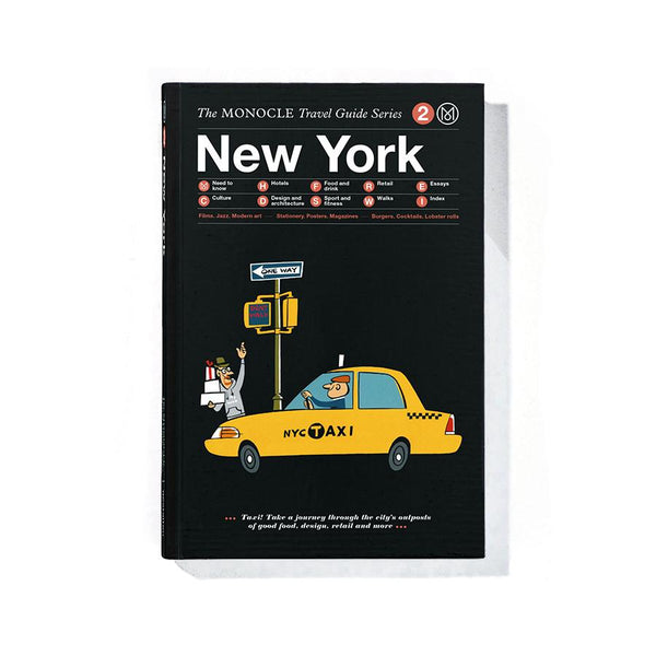 Monocle Travel Guide to New York
