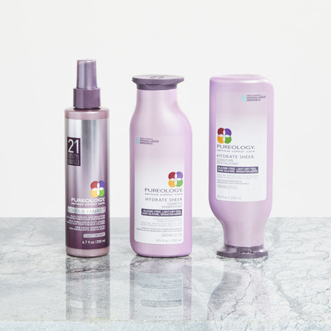 Pureology Curated Hydrate Sheer Pack