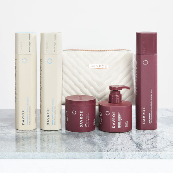 Curated Smooth Senses Pack + Travel Pack