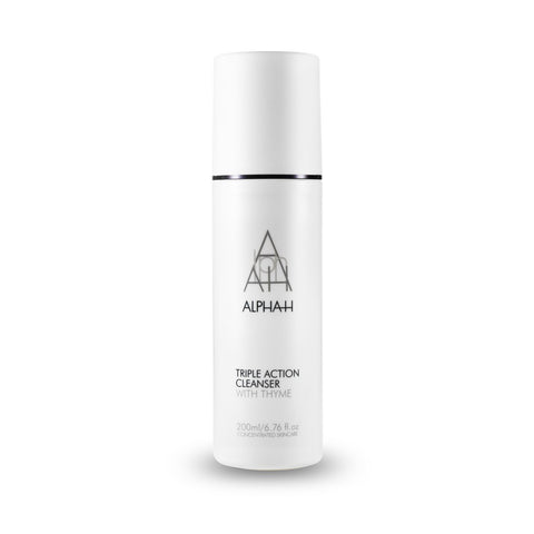 Alpha-H Triple Action Cleanser