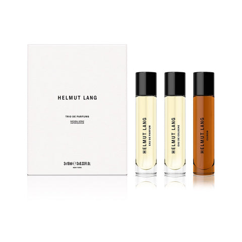 Mixed Fragrance Trio 3x10mL