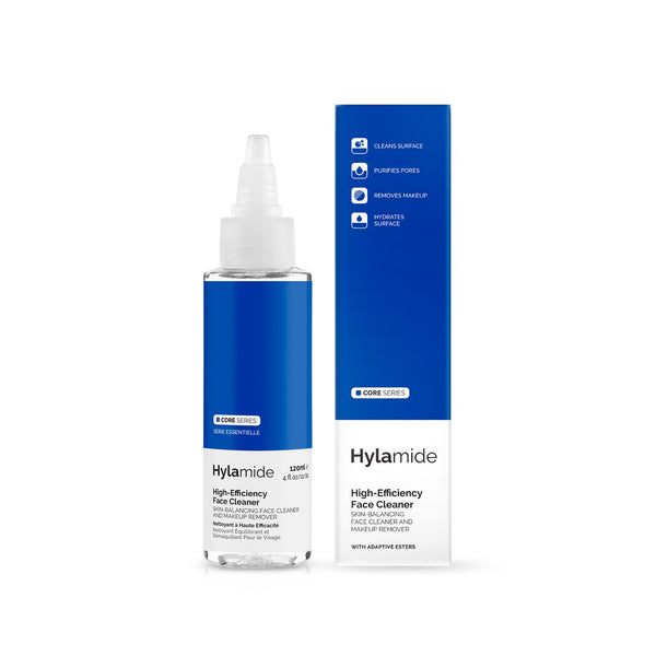 High Efficiency Face Cleanser 120mL