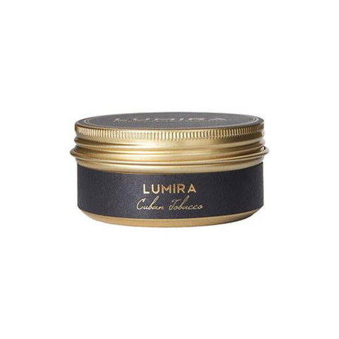 Lumira Travel Candle Cuban Tobacco
