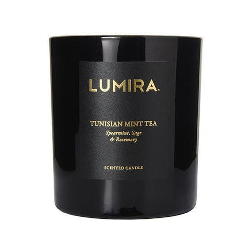 Black Candle Tunisian Mint Tea