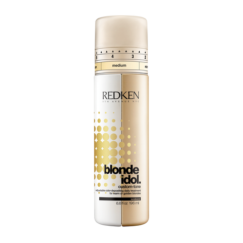 Blonde Idol - Dual Conditioner for Warm Blondes
