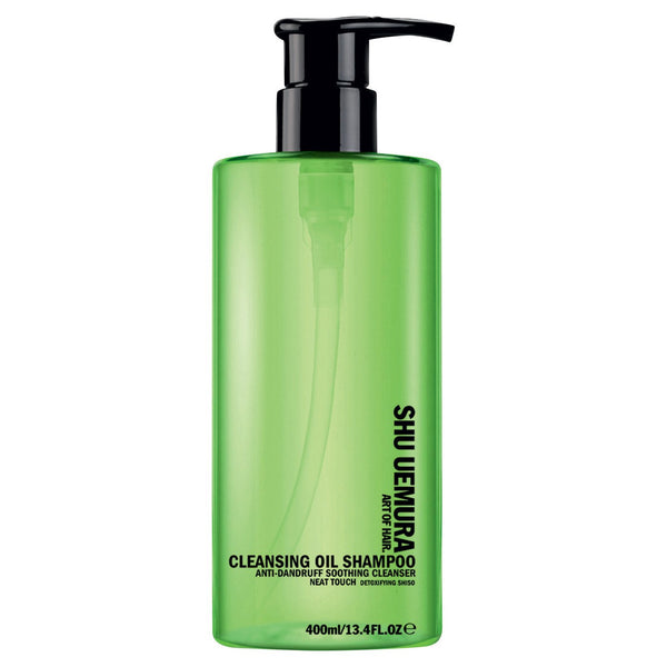 Cleansing Oil Shampoo Anti-Dandruff Soothing Cleanser
