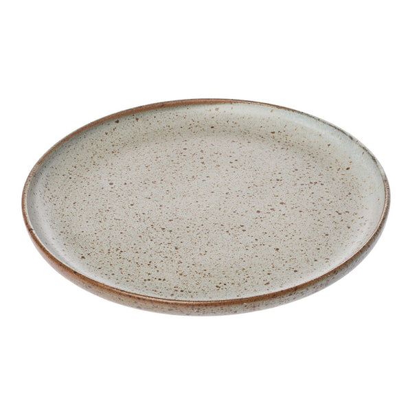 Speckle Serving Dish - Seagrass