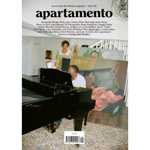 Apartmento Magazine Issue #21