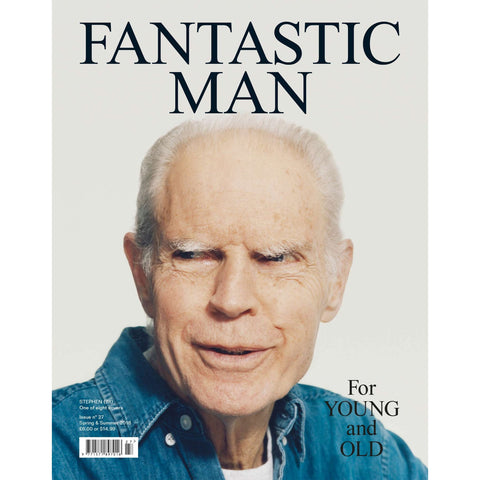 Fantastic Man Magazine no: 27