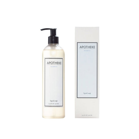 Apotheke Liquid Soap Bamboo