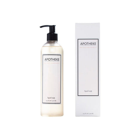 Apotheke Liquid Soap Sea Salt Grapefruit