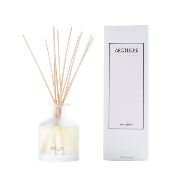 Apotheke Reed Diffuser Sea Salt Grapefruit