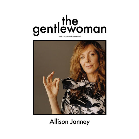 The Gentlewoman Magazine The Gentlewoman Magazine no: 17