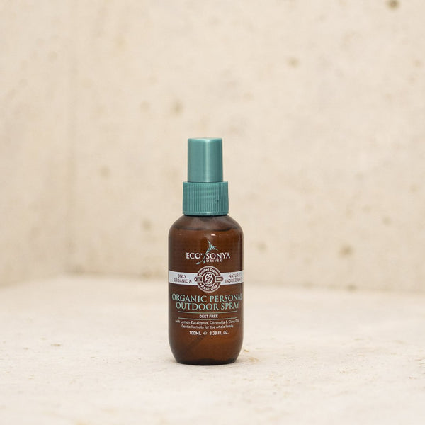 Eco Tan Organic Personal Outdoor Spray 100ml