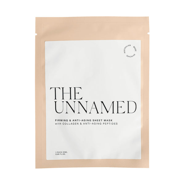 The Unnamed Firming & Anti-Aging Sheet Mask