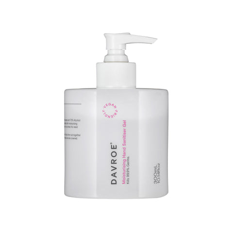 Davroe Hair Wellness Moisturising Hand Sanitiser Gel 300ml
