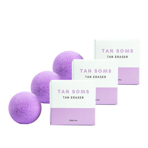 Copy of Copy of Tan Bomb Tan Eraser - 3 PACK