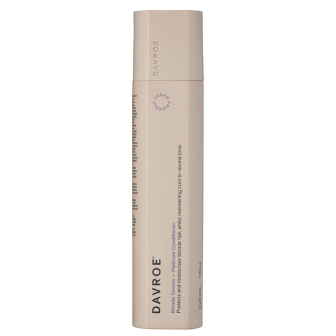 Davroe Hair Wellness Blonde Platinum Conditioner