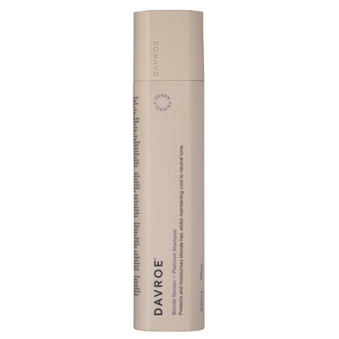 Davroe Hair Wellness Blonde Platinum Shampoo