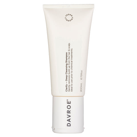 Davroe Hair Wellness Clarify Deep Cleansing Shampoo