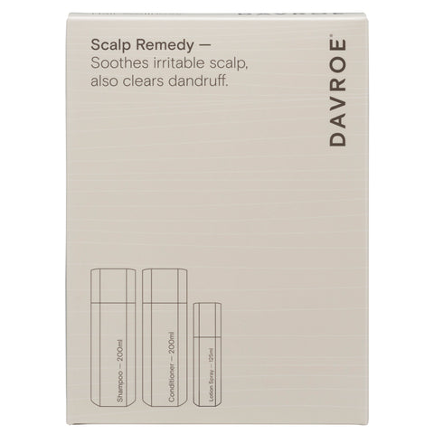 Davroe Hair Wellness Scalp Remedy Trio Pack