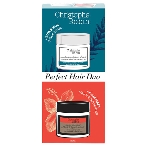 Perfect Hair Duo Set (Scrub 40ml + Regen Mask 40ml)