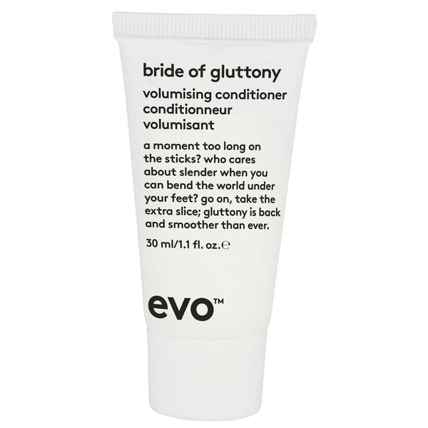 evo bride of gluttony volumising conditioner 300ml