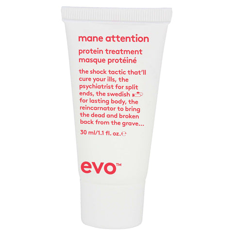 evo mane attention protein treatment 30ml