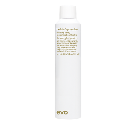 evo builder's paradise working spray 300ml