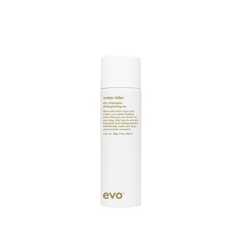 evo water killer dry shampoo 50ml