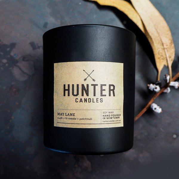 Hunter MAY LANE - Oudh, Fir Needle & Patchouli
