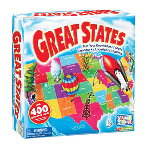 Great States Board Game