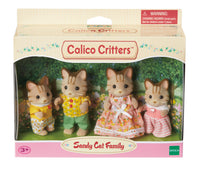 Load image into Gallery viewer, Sandy Cat Family