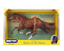 Load image into Gallery viewer, Secretariat Horse Model