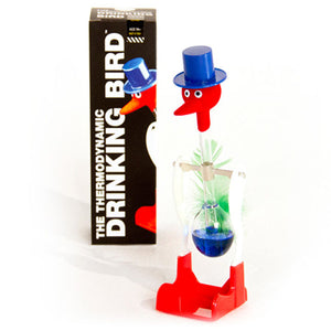 The Thermodynamic Drinking Bird