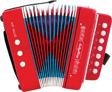 Load image into Gallery viewer, Little Red Accordian