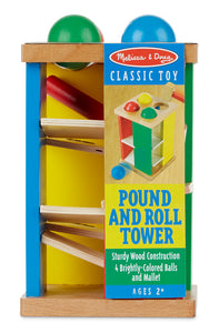 Pound and Roll Tower