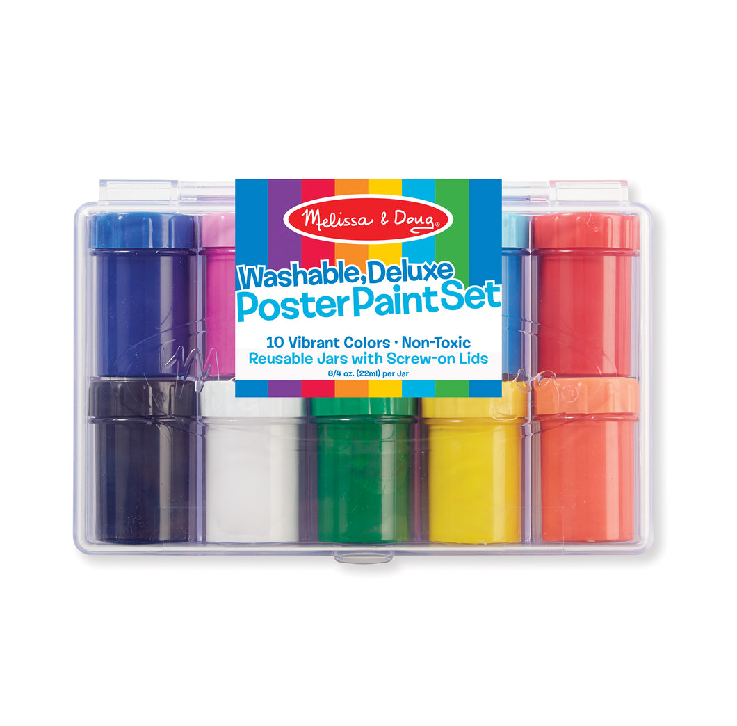Deluxe Poster Paint Set