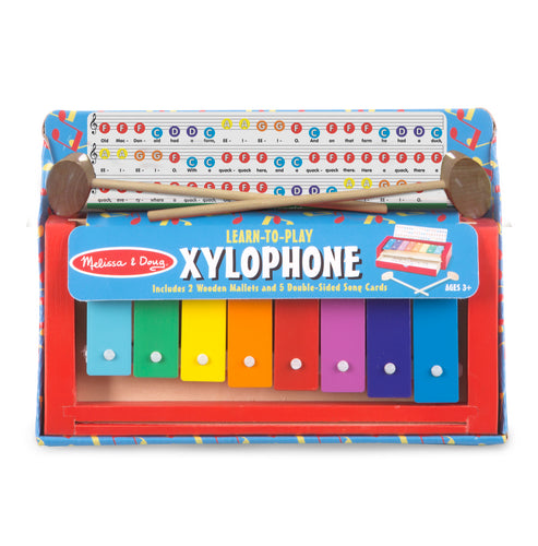 Learn-to-Play Xylophone