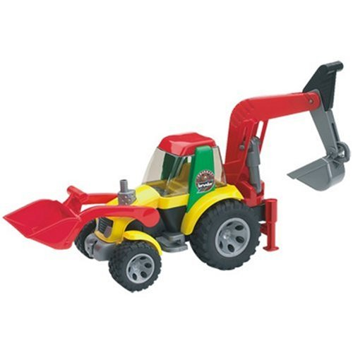 ROADMAX Loader Backhoe