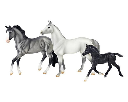 Heroes of the West Model Horses