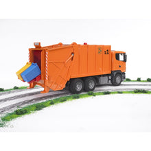 Load image into Gallery viewer, Scania R-Series Garbage Truck - Orange