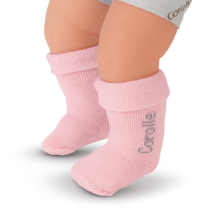 "17"" Baby Doll Socks Set"
