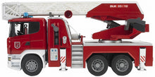 Load image into Gallery viewer, Scania R-Serie Fire Engine with Water Pump and L and S Module