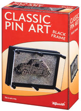 Load image into Gallery viewer, Classic Pin Art (Black)