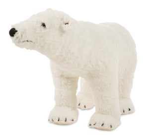 Giant Plush Polar Bear