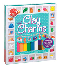 Load image into Gallery viewer, Make Clay Charms Craft Kit