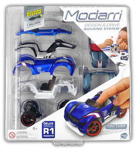 Delux R1 Roadster Car Set